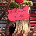 Santa's letter box.