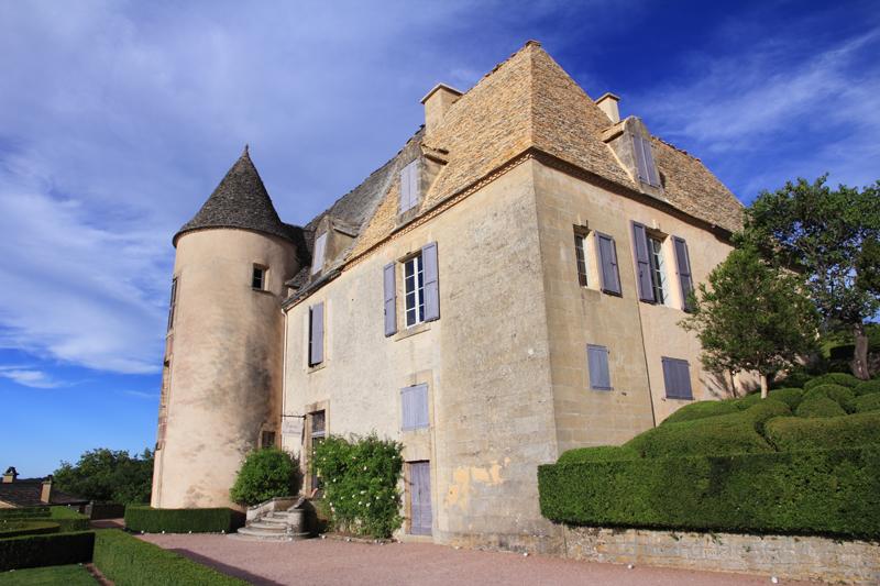 Chateau de Marqueyssac.